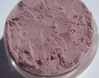 Sanfte schimmern leicht lila Grausamkeit frei Vegan Mineral Make-up Lidschatten - alte Schule