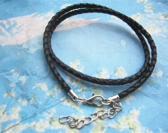 how to make a string choker necklace