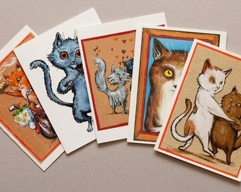 10 assorted cards, your choice!