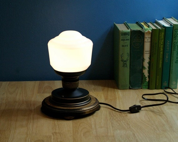 Accent Table Lamp Arts & Crafts Mission Style by ...