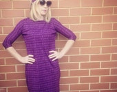 Marimekko Dress and headband Purple SALE!!