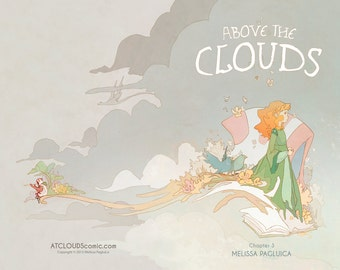 Chapter 3 - Above the Clouds comic