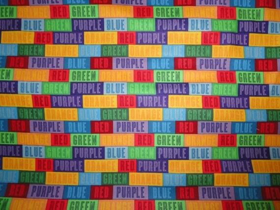 Children's Fabric Book Paddington Bear 50th Anniversary Vol 4. Handmade Soft