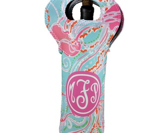 Monogram Wine Carrier