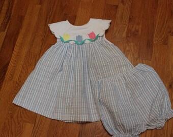 Size 24 month vintage dress