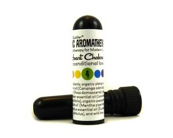 Heart Chakra Aromatherapy Inhaler