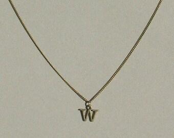 Antique Bronze w Necklace