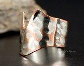 Band ring, simple ring, promise ring, rings, vintage silver ring, copper ring, mens ring, wedding rings, guy rings, metal bands
