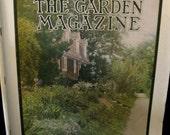 Vintage/Antique The Garden Magazine, September 1913, Gardeners Information, Advertisements