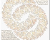 Rings of Life V Ketubah