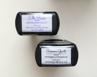 CONSULTANT Self Inking Detail Stamp