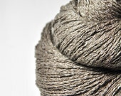 From a snail's point of view  - Silk/Linen Fingering Yarn