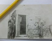 RPPC postcard, Red Owl South Dakota, Sheep Mtn. ,1908 no postmark, South Dakota pc106