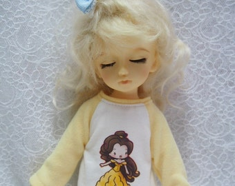 Super Dollfie Yo SD Littlefee Yellow Sweater - Belle