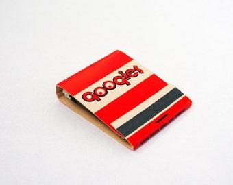 GOOGIES Coffee Shop Matchbook - Los Angeles