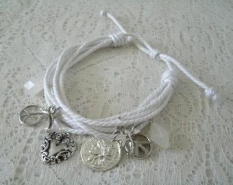 Bohemian Bracelet, hippie jewelry boho jewelry gypsy jewelry bohemian jewelry tribal hipster new age metaphysical boho bracelet