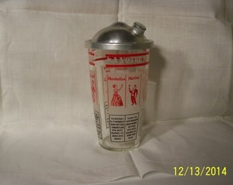 1920's Coctail Shaker.