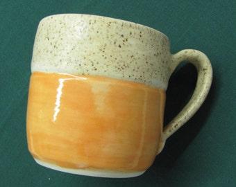 Mug  Handmade Ceramic  Pottery Stoneware Cup Kitchenware Tableware