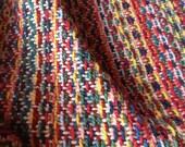 Rainbow Diamond, Cotton Baby Blanket
