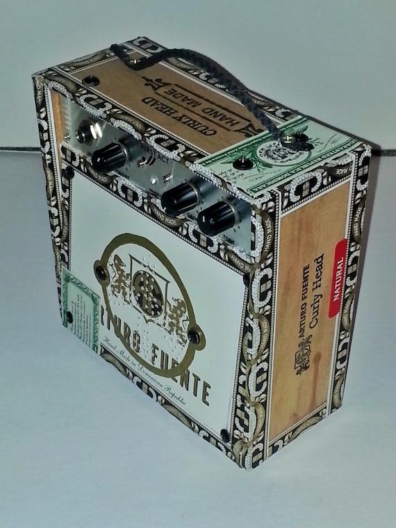Cigar Box Guitar Amp Wiring