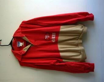 Vintage San Francisco 49ers Pullover