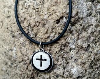 Cross Necklace Christian Jewelry Christian Gift Men Gifts Mens Jewelry Teen Boy Gifts Teen Girl Women Trending Jewelry