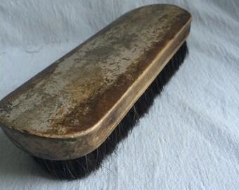 Vintage shoe brush  shoe polisher