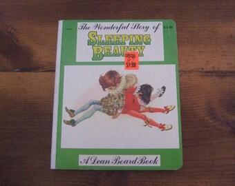 The Wonderful Story of Sleeping Beauty - A Dean Board Book