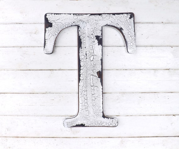 large letters for wall rustic large letter t wall letter wood letter cottage 16001