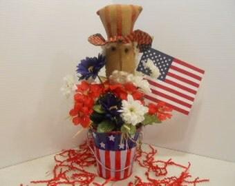 AMERICANA Uncle Sam Make Do, TOSCOFG