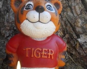 Vintage Shirt tales Tyg tiger toy
