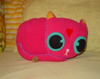 Gunter's Kitten Adventure Time Fan Art Plushie/Pillow