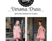 Verona Dress Pattern