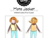 Moto Jacket Pattern