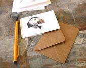 Mini Notecard Set - Seaside Birds - Pack of 6