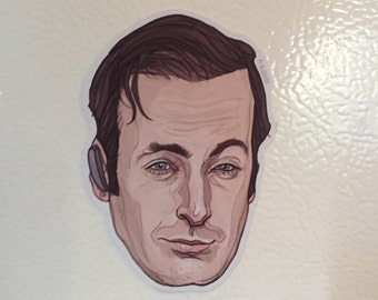 Saul Goodman Breaking Bad Magnet
