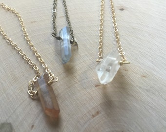 Mini Crystal Necklace
