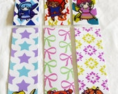 Large Fairy Bookmarks - 6 Designs Available