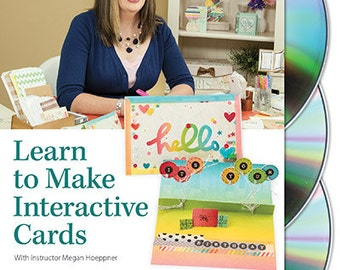 Learn to Make Interactive Cards Class DVD