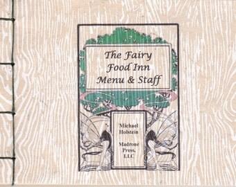 The Fairy Food Inn: Menu & Staff