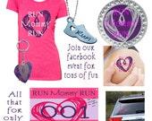 Virtual run - Run Mommy Run - running gift for running mother