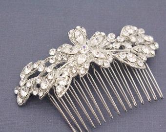 Wedding hair jewelry bridal hair accessories wedding hair comb bridal hair jewelry wedding headpiece bridal comb wedding hairpiece bridal
