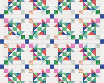 Taffy - Porch Swing Quilts