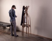 Rack of Coats by Plywood Office