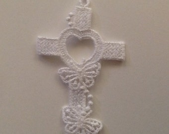 Bookmark free standing lace