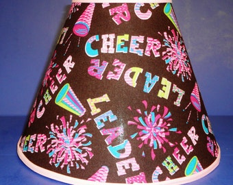 Cheerleader Lamp Shade Cheer Leader