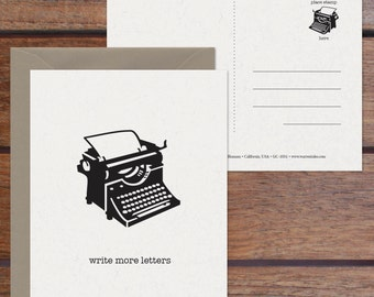 Write More Letters Set (6 Cards)