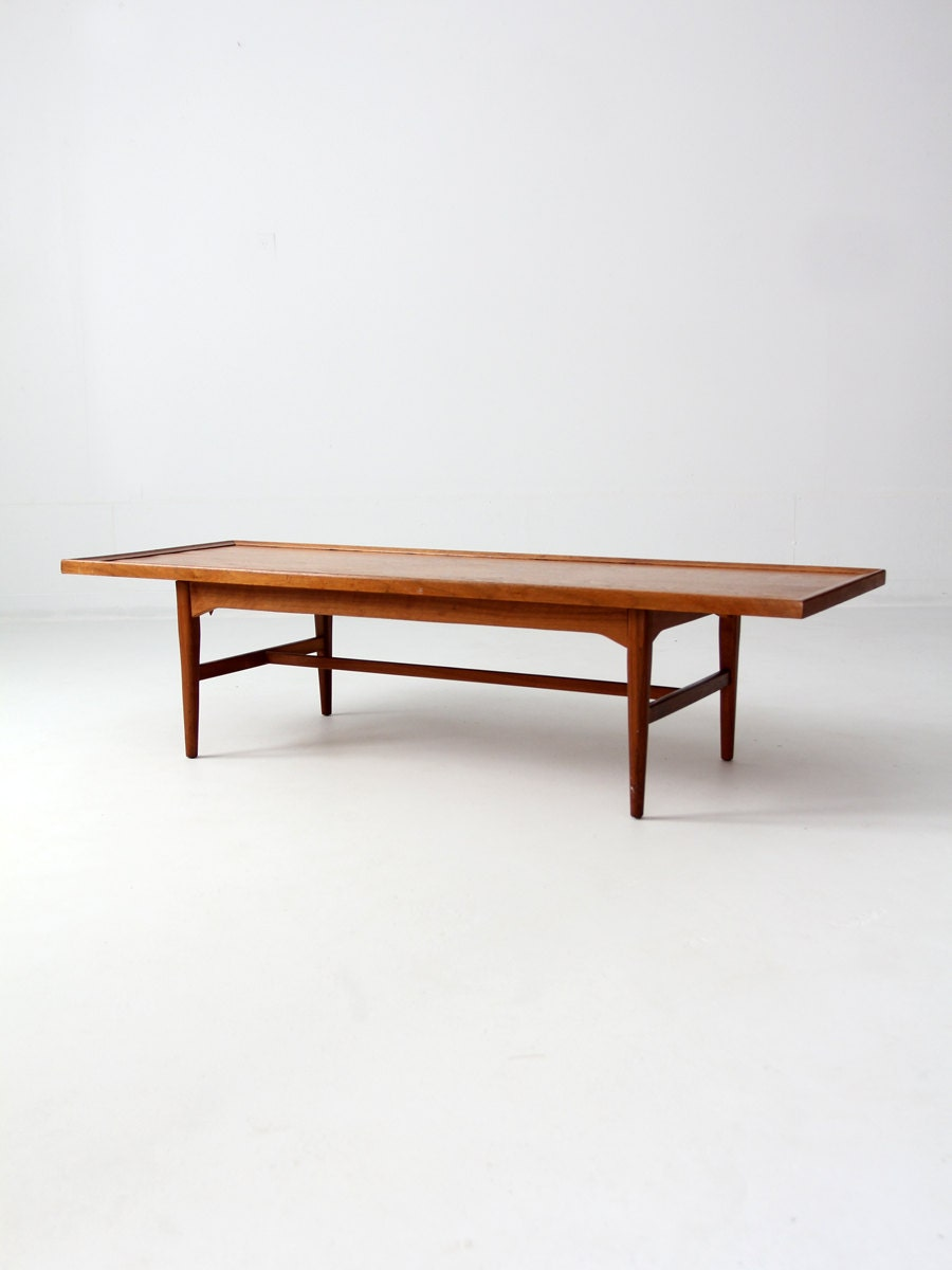 Mid Century Drexel Declaration Coffee Table Mcm Cocktail