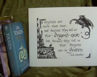 Fairytales Print