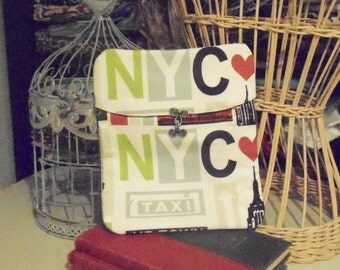 I Love New York iPad Sleeve